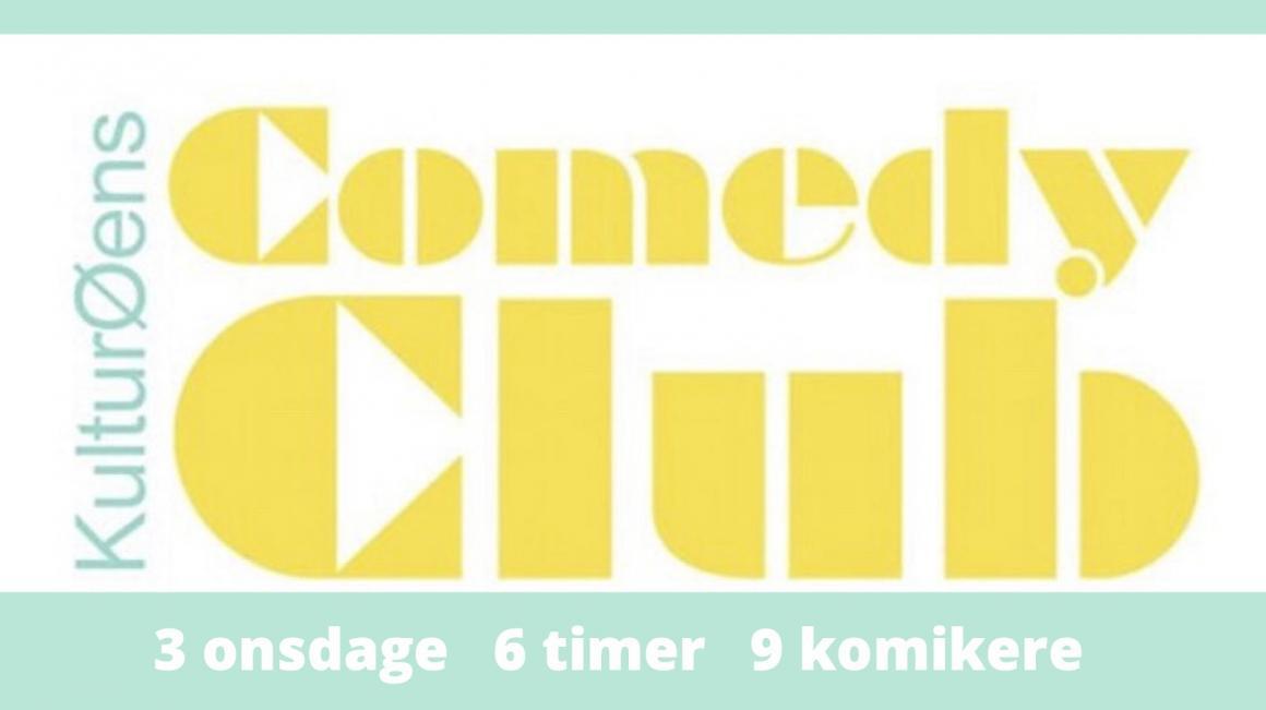 KulturØens Comedy Club Forår 2020