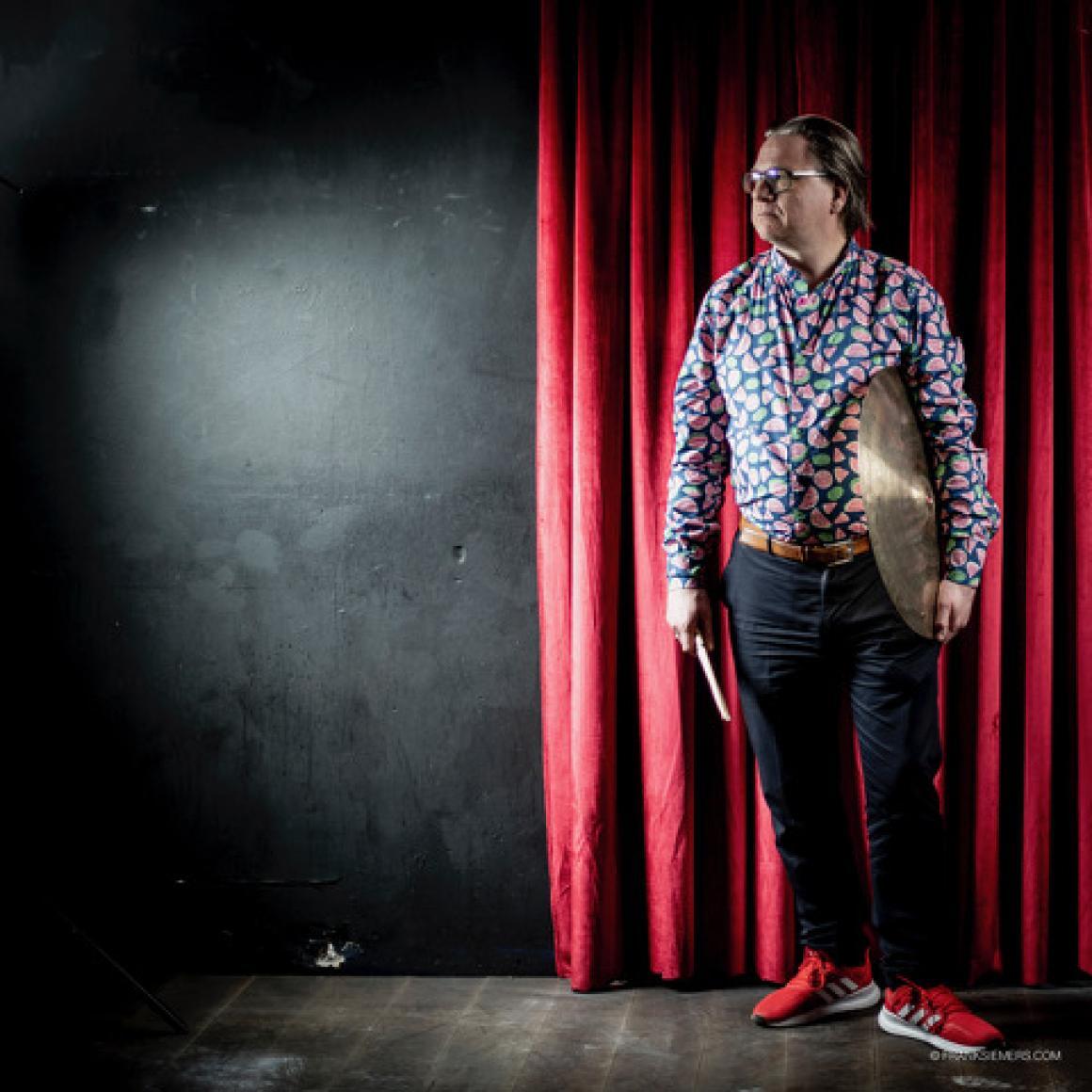 Anders Mogensen plays Montgomery!