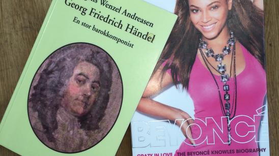 Selvfølgelig kan Händel sammenlignes med Beyoncé