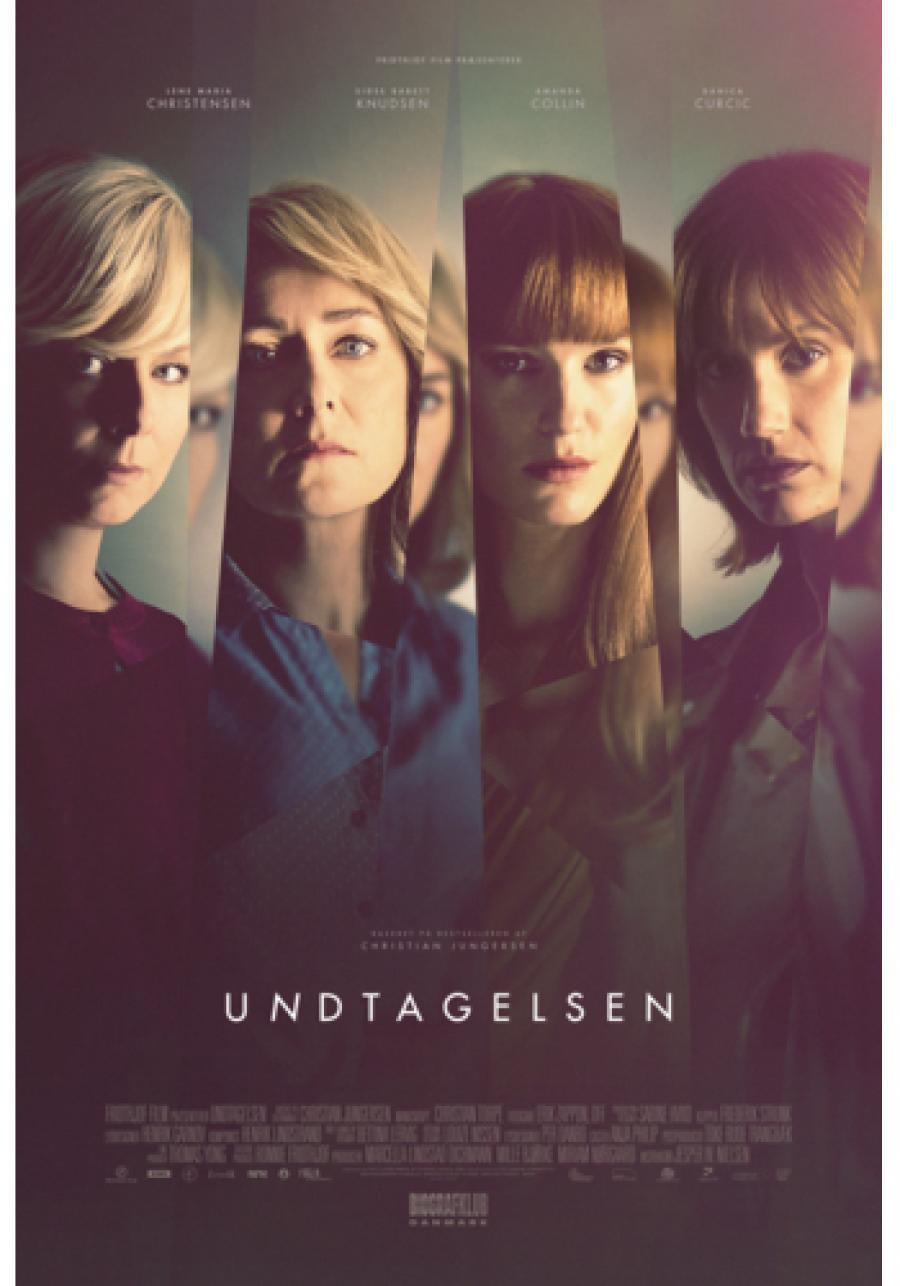 Plakat for filmen 'Undtagelsen'